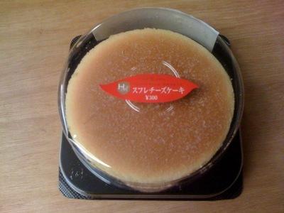 ミニストップ スフレチーズケーキ