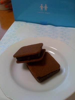 横浜チョコレートのバニラビーンズ ショーコラ