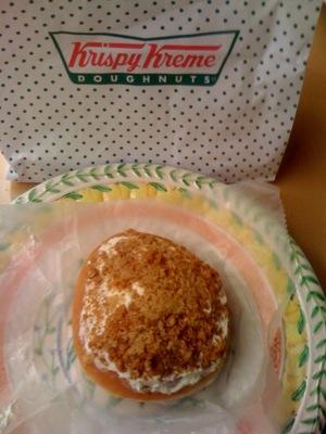 クリスピー・クリーム・ドーナツ レモンチーズケーキ