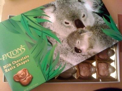 PATON'S チョコレート