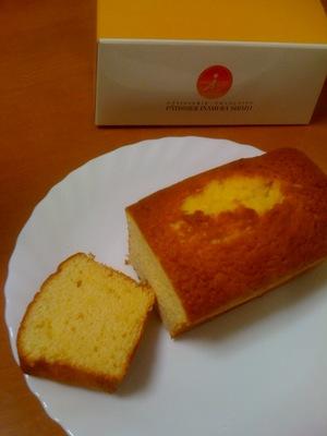 イナムラショウゾウ レモンケーキ
