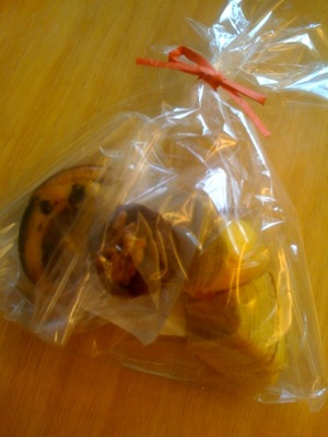 ズーセスヴェゲトゥス 焼き菓子セット